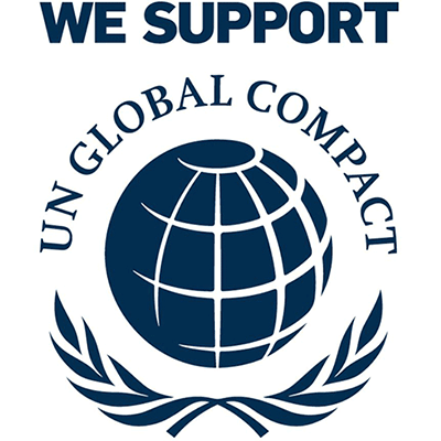 the United Nations Global Compact logo