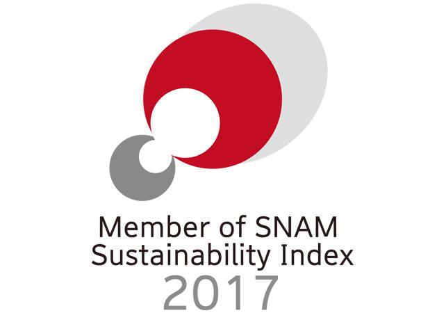 【Logo】SNAM Sustainability Index