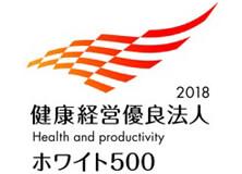 【ロゴ】健康経営優良法人2018