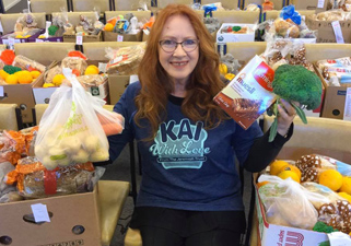 Donated the following items to local food bank Kai with Love.