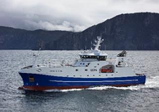 オーストラリアン・ロングライン社の船舶