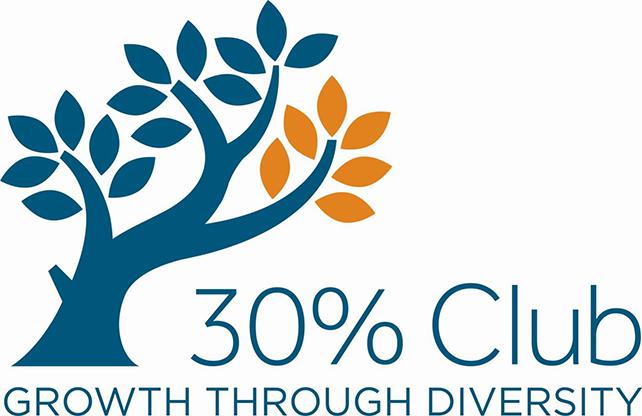 【ロゴ】30% Club Japan(サーティパーセントクラブ・ジャパン)