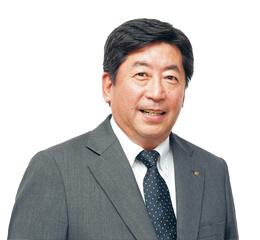 【人物写真】日本水産株式会社 社長 的埜 明世