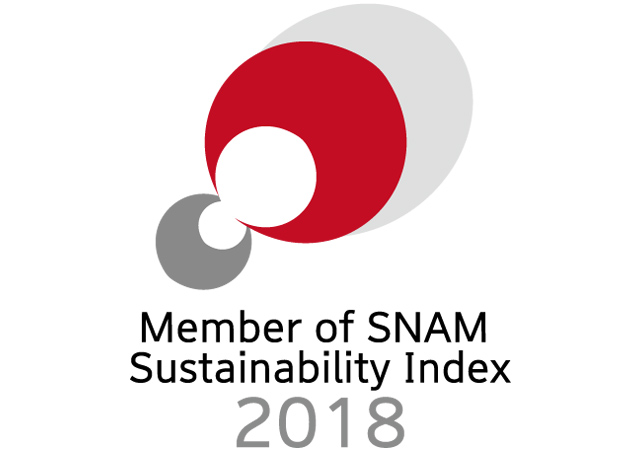 【Logo】SNAM Sustainability Index