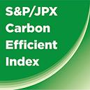 S&P/JPX Carbon Efficient Index