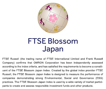 FTSE Blossom Japan Index