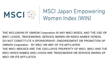 MSCI Japan Empowering Women Index (WIN)