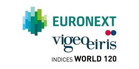 Euronexst Vigeo Eiris World 120 Index