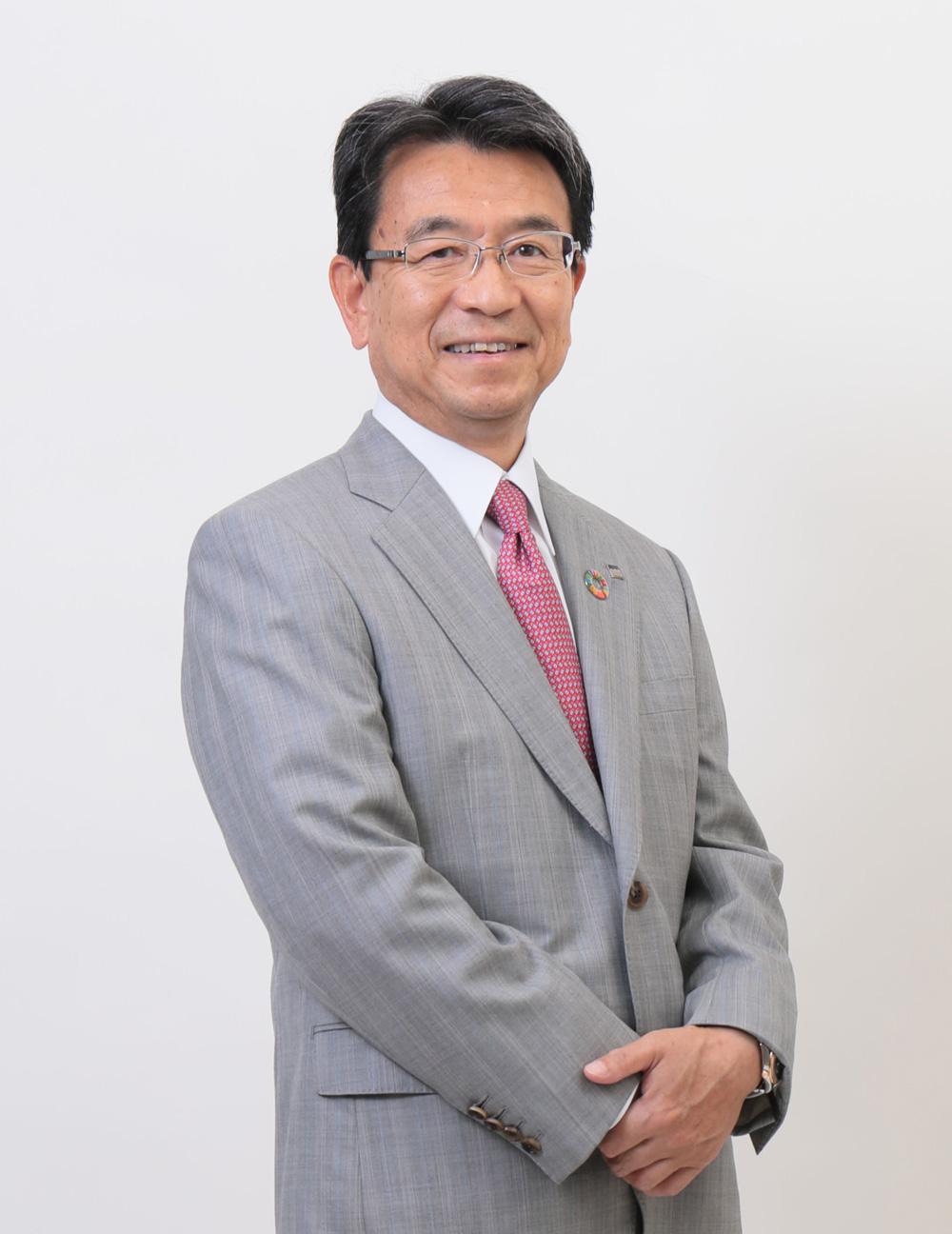 Gyo Sagara President, Representative Director, and CEO
