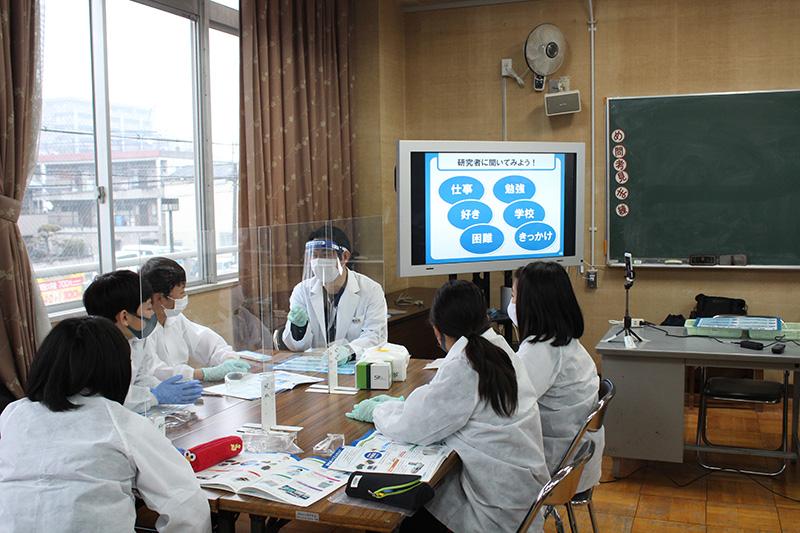 Kusuri no Himitsu Manabu(Secrets of Pharmaceuticals!)