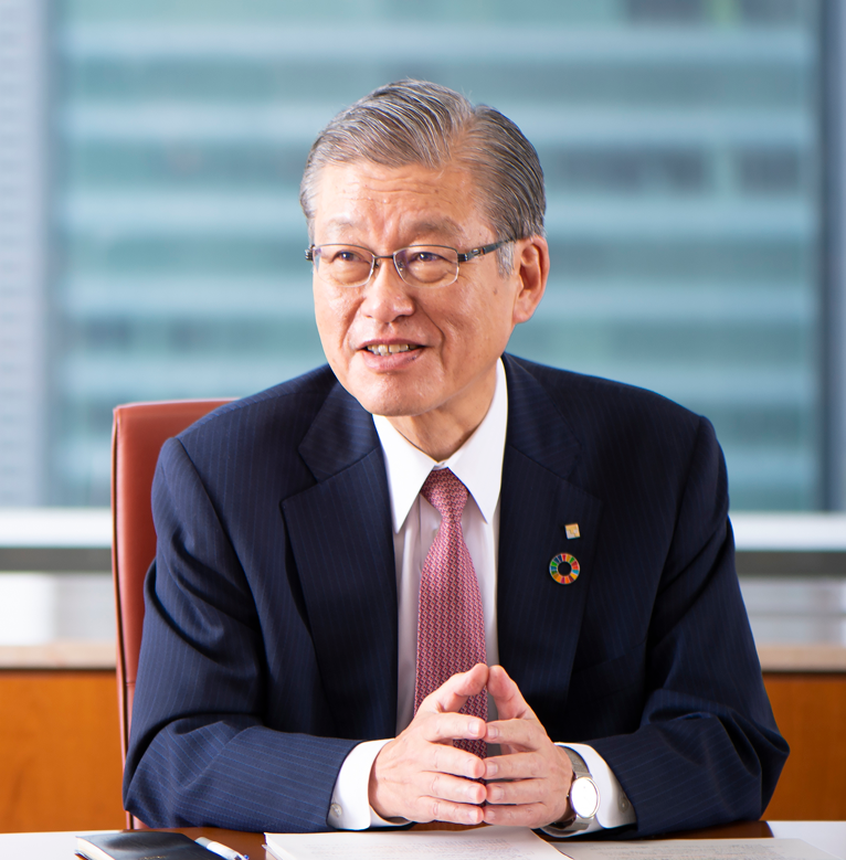 UCHIDA Takashi Representative Director, President and CEO