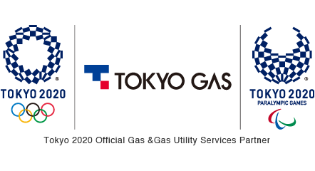 Tokyo 2020 Official Gas & Gas Utility Services Partner