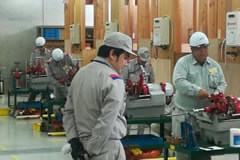 Gas Piping Training Center (Tsurumi)