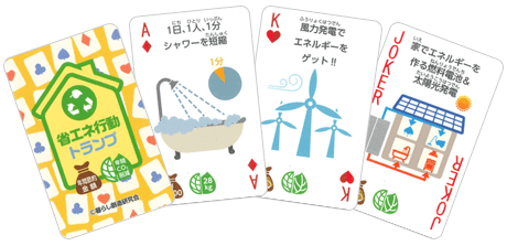 Energy-saving Behavior Card Game