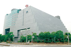 Makuhari District Heating and Cooling Center