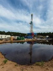 East Texas tight sand and shale gas development project