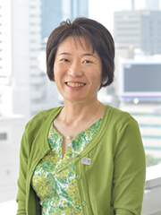 Yumiko Yao General Manager, Tokyo 2020 Olympic and Paralympic Dept.