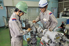 Pipeline Training Center (Tsurumi)