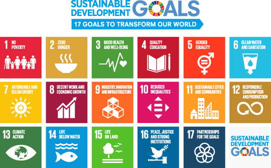 Sustainable Development Goals(17 GOALS)