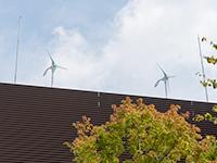 Wind power (Tokyu Plaza Omotesando Harajuku)