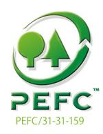 PEFC評議会のマーク