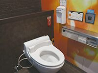 オストメイト対応多機能トイレ