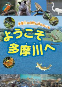 小学校向けの環境副読本「多摩川へ行こう」