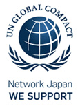 UN GLOBAL COMPCT ロゴ