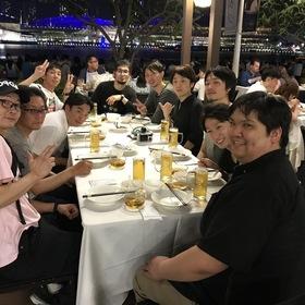 2018シンガポールにて