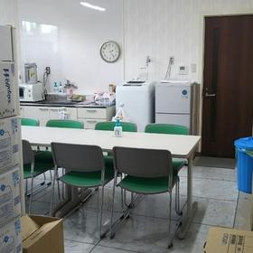 水戸営業所休憩室