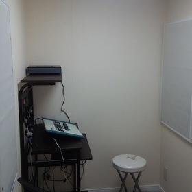 防音室(聴力や補聴器の効果を測定しましょ♪)
