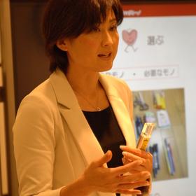 スクール代表 杉田明子