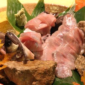 岩魚の活き作り(事前予約)