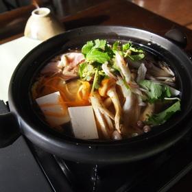 季節の鍋物