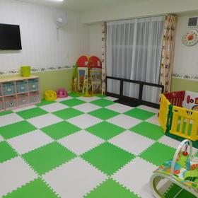 楽しさ溢れる保育室!