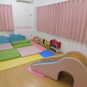 安心の乳児室!