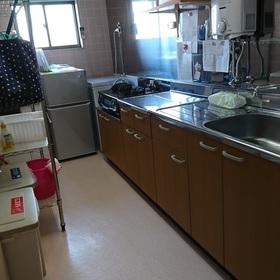 いつも清潔なキッチン!