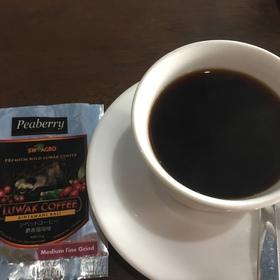 オスのジャコウコーヒー