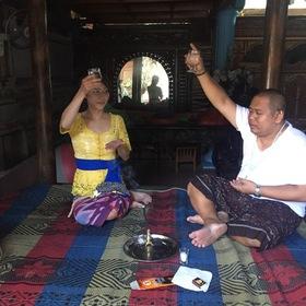 ヌル校長と瞑想と儀式