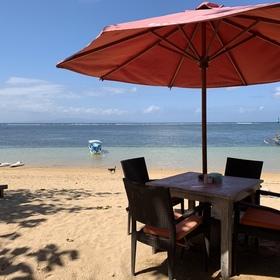 ビーチ カフェ