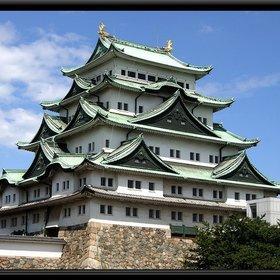 1) Nagoya Castle