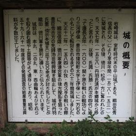 岩崎城址公園