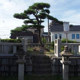 猪子石神社