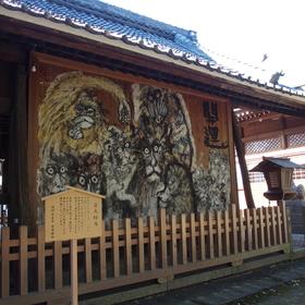 清洲山王宮日吉神社2015.1.23