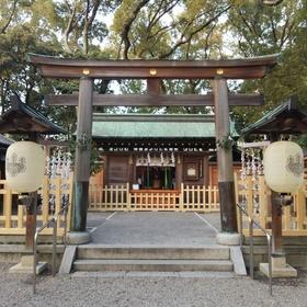 豊国神社2015.1.17