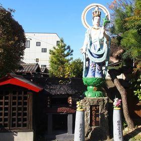 浅野祥雲コンクリート仏像