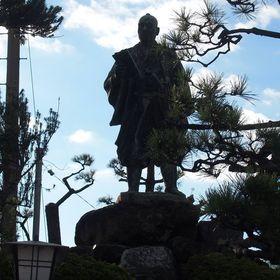 津金文左衛門篤臣銅像