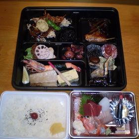 3000円パック弁当