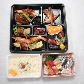 3000円のお弁当(イメージ写真)