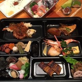 5000円パック弁当